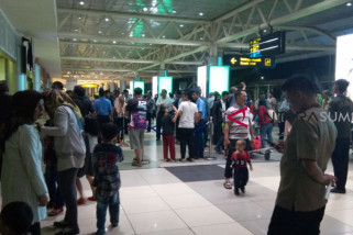 Dominasi penerbangan di Bandara SMB II Palembang rute Jakarta