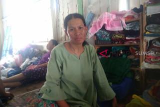 Kodam Sriwijaya bantu korban kebakaran Palembang