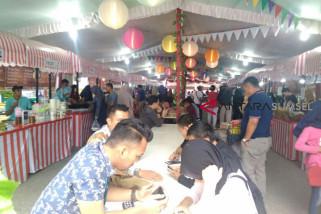 Food Festival Palembang Square di serbu pembeli