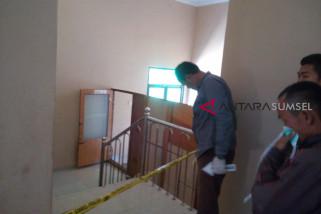 Penemuan mayat di auditorium Muhammadiyah Palembang gegerkan mahasiswa