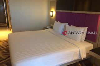 S-One Hotel Palembang beri pelayanan dan fasilitas istimewa