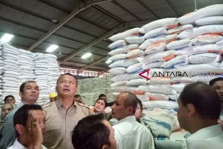 Komisi IV DPR tolak beras impor
