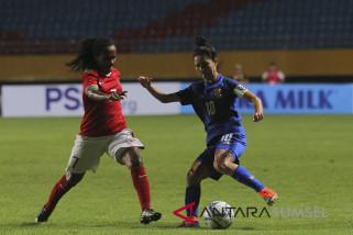 Timnas putri dikalahkan Thailand 0-3