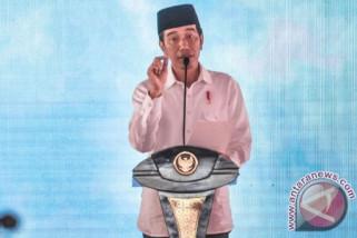 Presiden Jokowi: Pembangunan daerah amanah konstitusi