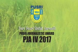 Lomba Karya Jurnalistik Pusri Award 2018 diperpanjang