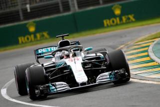Hamilton start terdepan di Grand Prix Prancis