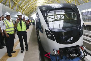 Kereta ringan Palembang untuk umum setelah Asian Games