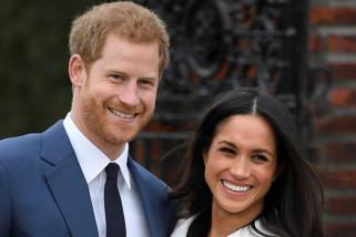Pesta pernikahan Harry-Meghan gabungkan adat kerajaan dengan gemerlap Hollywood