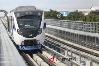 Kemenhub evaluasi operasional LRT Palembang