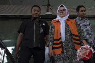Mantan Menteri Kesehatan Siti Fadilah ajukan peninjauan kembali
