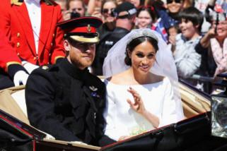 Pangeran Harry dan Meghan tunda bulan madu