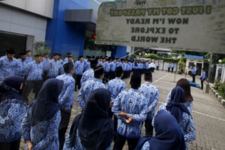 ASN Pemprov Sumsel patungan untuk korban Lombok
