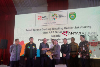 APP Sinar Mas gelontorkan Rp150 miliar dukung Asian Games 2018