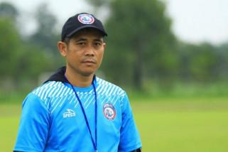 Nasib pelatih Arema FC ditentukan setelah lawan PSM