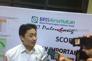 BPJS Kesehatan Palembang tetap operasi selama lebaran
