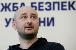 Arkady Babchenko, wartawan perang yang nyawanya diincar