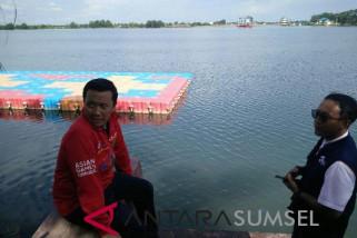 Menpora Imam Nahrawi tinjau sejumlah venue Asian Games di Palembang