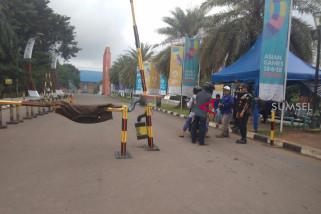 Warga Palembang khawatir parkir kendaraan di JSC