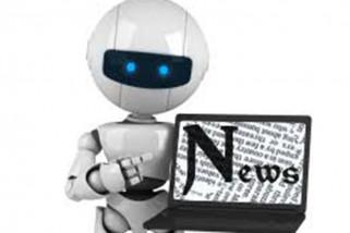 Ketika tenaga robot menggantikan wartawan menulis berita