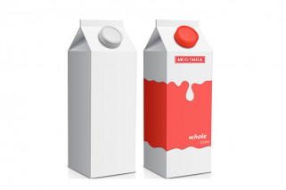 Ahli gizi: kocok susu kemasan sebelum diminum