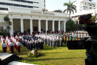 Presiden hadiri peringatan Hari Lahir Pancasila