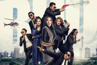 Main film, Syahrini nyaris tak baca skenario