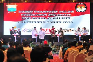KPU gelar debat publik Pilkada Palembang