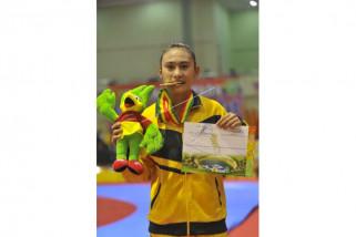 Dewi Ulfah target realistis di Asian Games