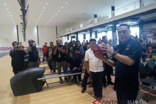 Wakapolri tinjau kegiatan atlet di Jakabaring Palembang