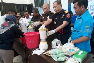 BNN Sumsel tekan jumlah pengguna narkoba