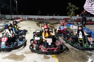 'GSG Kart' main Gokart bonus lima kali putaran