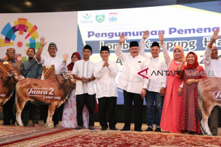 Kampung cempaka juara lomba kampung hias Asian Games 2018