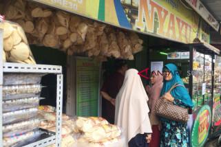 Penjualan oleh-oleh Palembang meningkat 70 persen