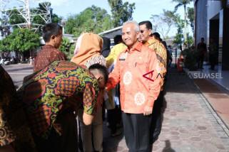 95 persen pegawai Pemkot Palembang masuk kerja
