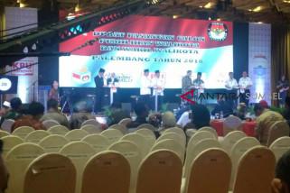 KPU Palembang gelar debat publik Pilwako Palembang