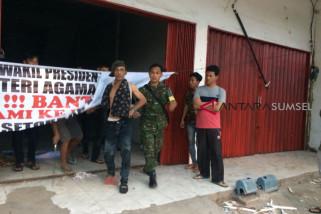 Kantor Abu Tours Palembang dimasuki pencuri