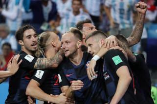 Kroasia hancurkan Argentina untuk capai putaran kedua