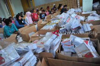 Ogan Komering Ulu kekurangan 2.586 surat suara