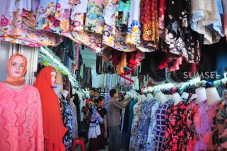 Penjualan baju muslim di Palembang meningkat