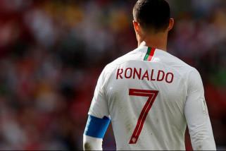 Pendukung Maroko teriaki Ronaldo