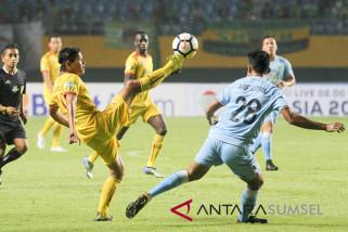 Sriwijaya FC gilas Persela 5-1