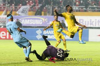 Sriwijaya FC Kalahkan Persela Lamongan