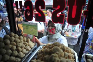 Penjualan pempek Palembang meningkat karena Asian Games