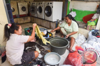 Mahasiswa Malang cipatakan mesin cuci tanpa listrik