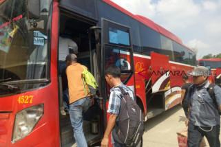Bupati OKU resmikan operasional Bus Damri