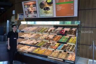Beli 6 gratis 6 di Dunkin Donuts mulai 8-10 Juni