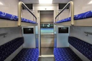 Membandingkan kereta sleeper baru Indonesia dengan Eropa