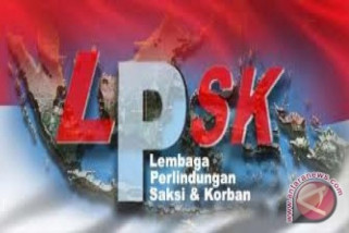 Anda bisa menghubungi 148  ajukan permohonan perlindungan LPSK