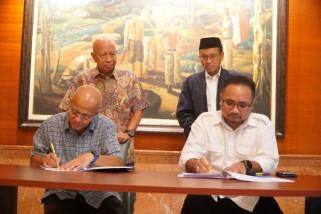 Medco Energi tandatangani kerja sama dengan GP Ansor