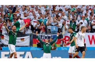 Kumpulan fakta kekalahan Jerman di pembukaan Piala Dunia